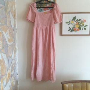 SportsGirl Milkmaid Midi dress size 10